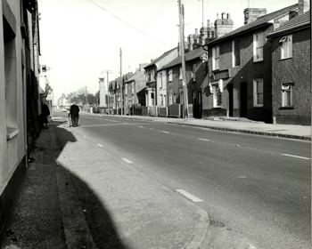 The east side of the High Street in 1972 [Z50/130/19]